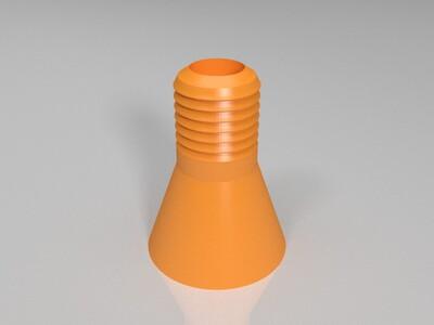 花洒-3d打印模型