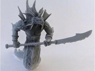 怪物00-3d打印模型