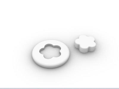 个性象棋(拼接)-3d打印模型