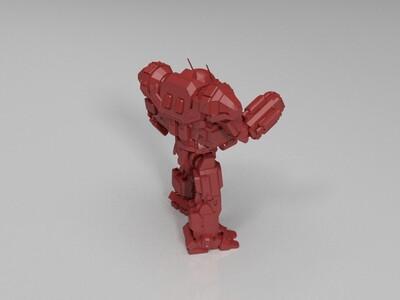 机器人00-3d打印模型