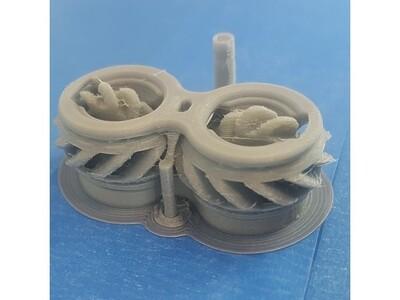 齿轮组00-3d打印模型
