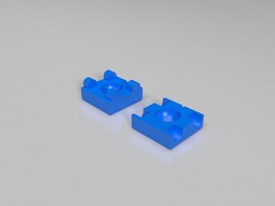 合香珠模具20mm-3d打印模型