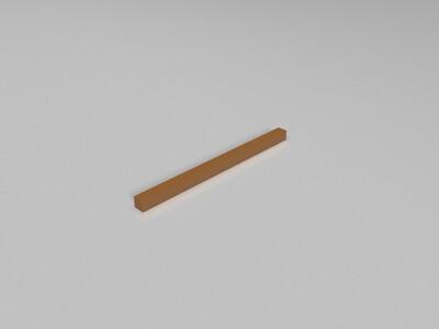 四面浮雕灯-3d打印模型