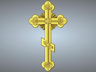 十字架吊坠(吊饰)5-3d打印模型