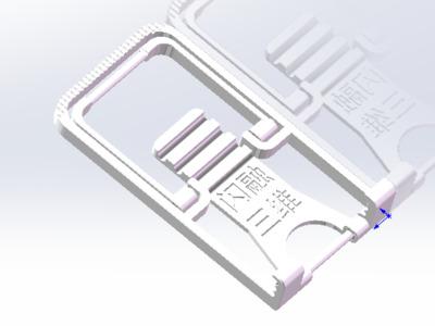 可调角度手机支架-3d打印模型