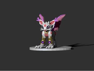 宠物-3d打印模型