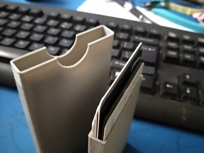 便携卡盒-3d打印模型