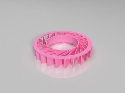 离心风扇-3d打印模型