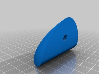 q版飞机-3d打印模型