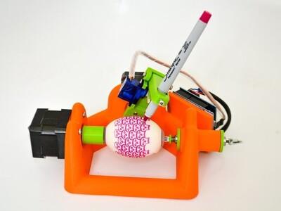 画蛋机-3d打印模型