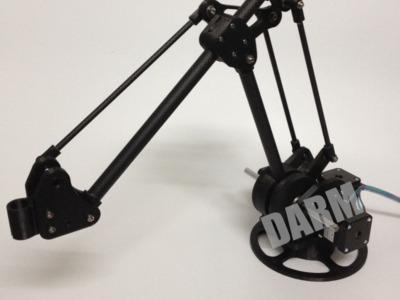 桌面机械臂——DArm-3d打印模型