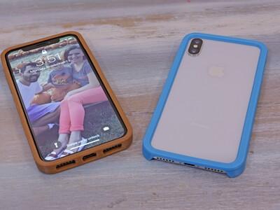 iphone-x-3d打印模型