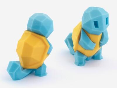 小水龟-3d打印模型
