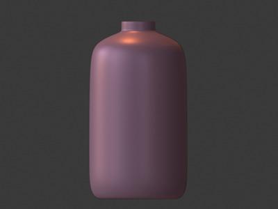北欧极简创意花瓶-7-3d打印模型