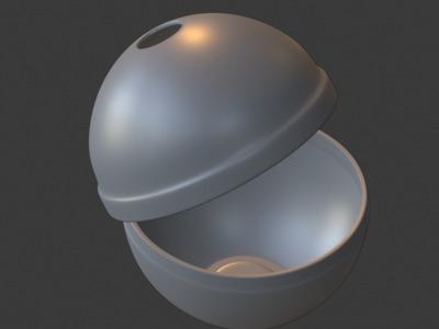 北欧极简创意干花瓶-8,香薰花瓶-3d打印模型