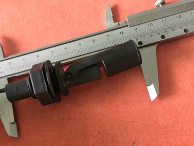 磁力水位传感器 开关-3d打印模型