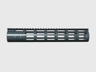 锦明9用M-LOK鱼骨-1(12寸)-3d打印模型