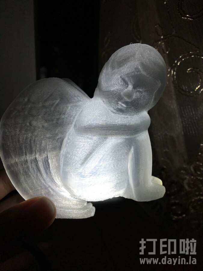 睡天使-3d打印模型