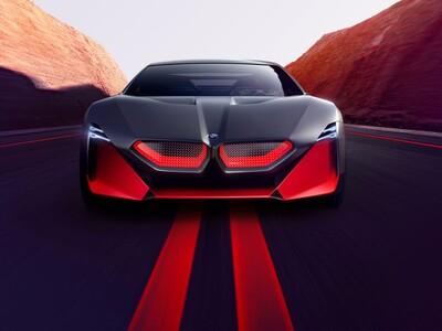 宝马BMW Vision M NEXT概念车模型,不可商用-3d打印模型