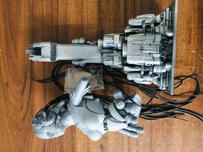 星际争霸2主机-3d打印模型