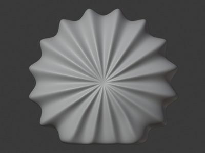 贝壳存钱罐,可定制-3d打印模型