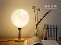3D打印月球台灯-3d打印模型