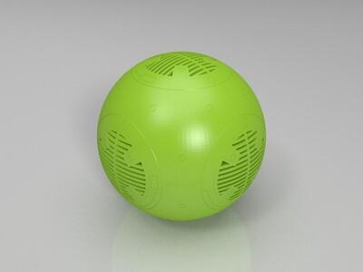 BB9E-3d打印模型