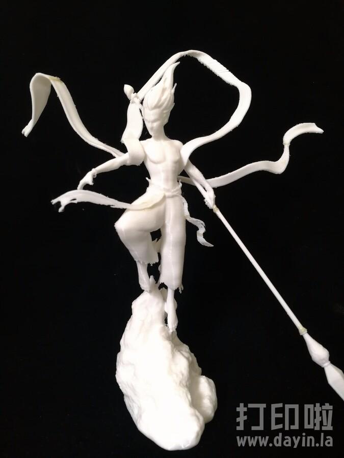 哪吒之魔童降世-3d打印模型