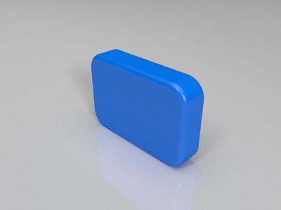 肥皂盒-3d打印模型