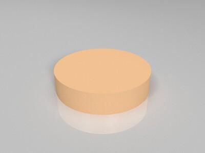 收纳盒-01-3d打印模型