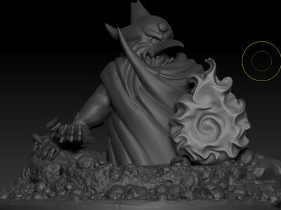 火影忍者须佐能乎佐助-3d打印模型
