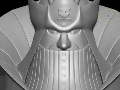 火影忍者冥王-3d打印模型