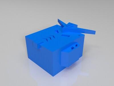 测试打印机用-3d打印模型