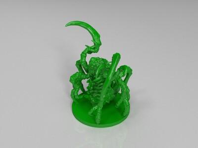 狩魔蛛-3d打印模型