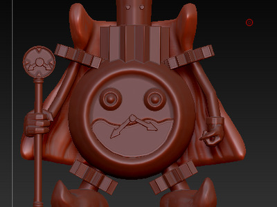 游戏王时间魔术师-3d打印模型