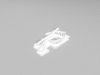 稻草人-3d打印模型