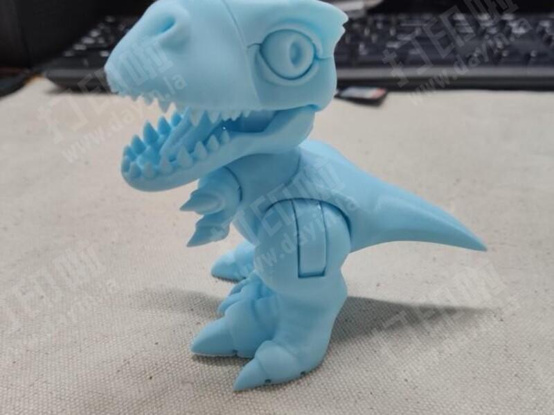 Q版霸王龙 -3d打印模型