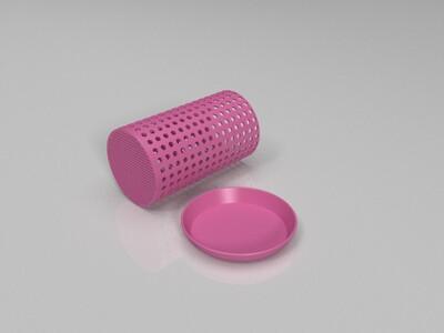 筷子筒-3d打印模型