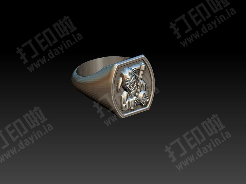 死神戒子 2-3d打印模型