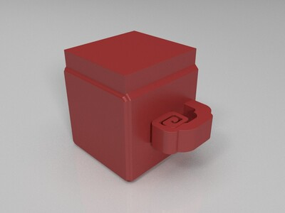 杯子-3d打印模型