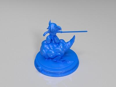 小悟空-3d打印模型