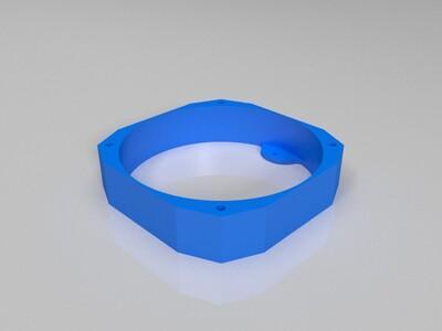 壁钟-3d打印模型