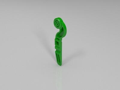 晾衣夹-3d打印模型