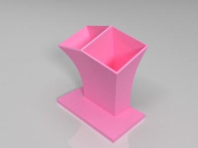 垃圾桶-3d打印模型