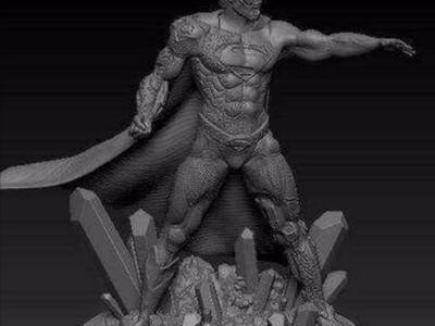 机器 机械 超人-3d打印模型