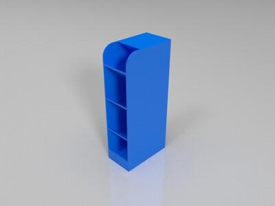 笔筒-3d打印模型