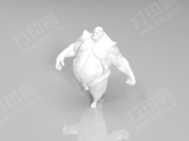 侍魂 地震+武器 全套-3d打印模型