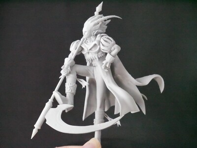 屠龙者-3d打印模型