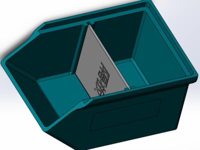 自由组合式工具盒-3d打印模型
