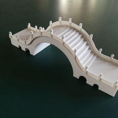 拱桥模型-3d打印模型